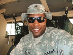 marc hall smile 250 - Army surrenders: Marc Hall free, discharge announced!